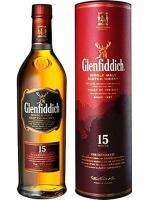 Віскі Glenfiddich 15років 40% 0,7л х2