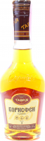 Бренді Таврія Борисфен Classic 3 Recipe 40% 0,25л х6