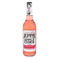 Сидр Apps Apple Яблучний Грейпфрут солодкий газований 5,5% 0,5л с/б
