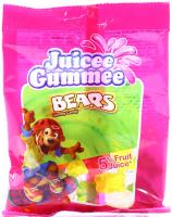 Цукерки Juicee Gummee желейні Ведмедики 80г х20