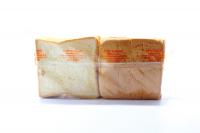 Хліб Хлібник Тостовий 360г нарізний в упаковці