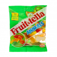 Мармелад жувальний Fruit-tella Animals 90г