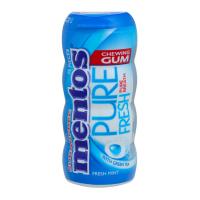 Жув. драже Mentos Pure Fresh Mint 30г х24