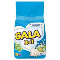 """Пральний порошок Gala 2в1 """"Весняна свіжість"""" Автомат, 3 кг"""