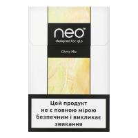 Стіки для нагрівання тютюну Neo Citric Mix 20шт.