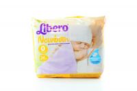 Підгузники Libero Newborn >2.5кг 24шт х6