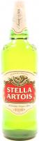 Пиво Stella Artois світле фільтроване 5% 0,75л с/б