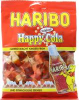 Цукерки Haribo Happy Cola 200г х24