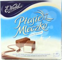 Цукерки E.Wedel Plasie Mleczko сметанкові 380г х24