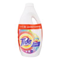 Гель Tide д/прання Color 2*1,650л х6
