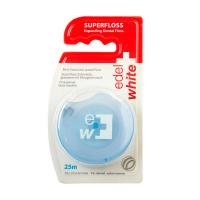 Зубна нитка Edel+White Superfloss, 25 м