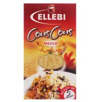 Кускус Ellebi з твердих сортів пшениці 400г х6