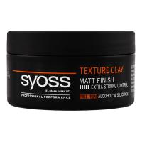 Глина Syoss д/укладання волосся 100мл х6