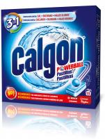 Таблетки для пом'якшення води/проти накипу Calgon Powerball 3в1, 15 шт.