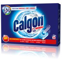 Таблетки для пом'якшення води/від накипу Calgon Powerball 3в1, 30 шт.