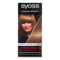 Крем-фарба для волосся Syoss 7-6