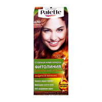 Фарба для волосся Palette Фітолінія 670