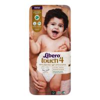 Підгузки Libero Touch 4 7-11кг 46шт