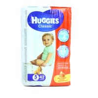 Підгузники Huggies Classic 11-25кг 42шт х6