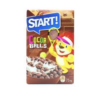 Кульки Start з какао 75г х24