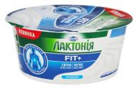 """Крем сирковий Lactel Лактонія """"класік"""" 0,2% 140г"""