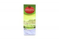 Чай Хейлис з м`ятою зелений ф/п 25*1,5г х36