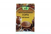 Приправа Эко Мускатний горіх мелений 10г х150