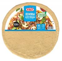 Основа Vici для піци 2шт заморожений напівфабрикат 320г