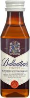 Віскі Ballantine`s Finest 40% 0,05л