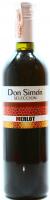 Вино Don Simon Merlot червоне сухе 0,75л x6