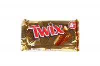 Печиво Twix пісочне з карамеллю 200г х32