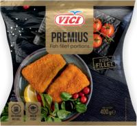 Рибні порції Vici з філе в паніровці 400г