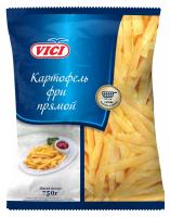 Картопля Vici фрі 9/9мм заморожена 750г