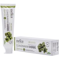Зубна паста Melica Organic Лікувальні трави Скандинавії 100мл
