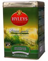 Чай Hyleys English Green Tea з/б 500г