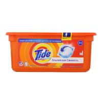 Засіб для прання Tide Альпійськ.свіжість в капсулах 30*25,2г