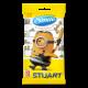 Дитячі вологі серветки Smile Minions Stuart, 15 шт.