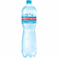 Вода мінеральна Миргородська Лагідна сл/г 1.5л