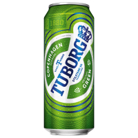 Пиво Tuborg Green ж/б 0,5л