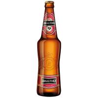 Пиво Балтика №9 міцне с/б 0.5л