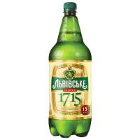 Пиво Львівське 1715 1,5л