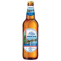 Пиво Мінське Жигулівське 0.5л