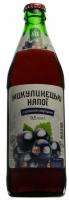 Напій Микулинецький Смородина безалкогольний б/а 0,5л с/б