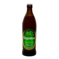 Пиво Бердичівське Оригінальне світле живе непастеризоване 4,8% с/б 0,5л