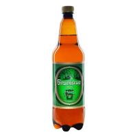 Пиво Бердичівське Хмільне світле живе непастеризоване 3,7% 1л пет