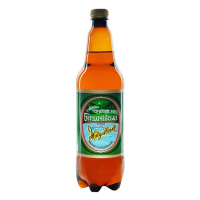 Пиво Бердичівське Жигулівське світле живе непастеризоване 3,7% 1л пет