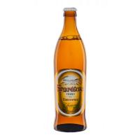 Пиво Бердичівське Пшеничне світле живе непастеризоване 3,4% с/б 0,5л