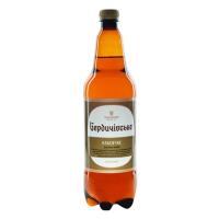 Пиво Бердичівське Класичне світле живе непастеризоване 3,5% 1л пет