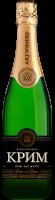 Вино ігристе Крим біле напівсухе 10,5-13,5% 0.75л