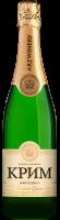 Вино ігристе Крим біле брют 10,5-13,5% 0.75л